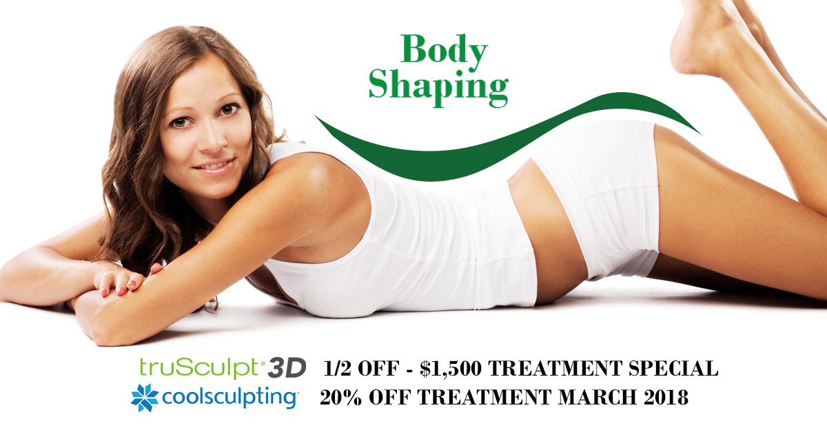 Body Shaping Fat Reduction Specials