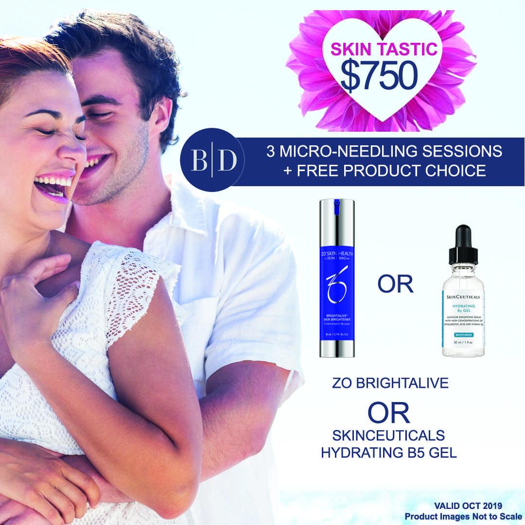 Skin Tastic Micro-Needling Special