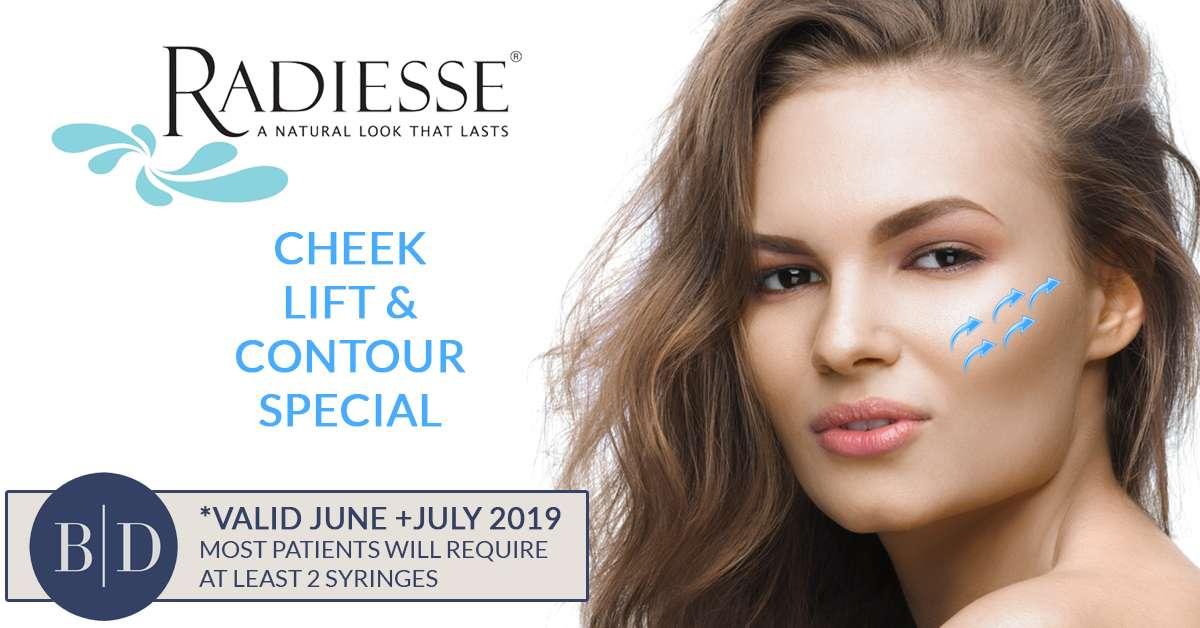 Radiesse Special Cheek Lift & Contour