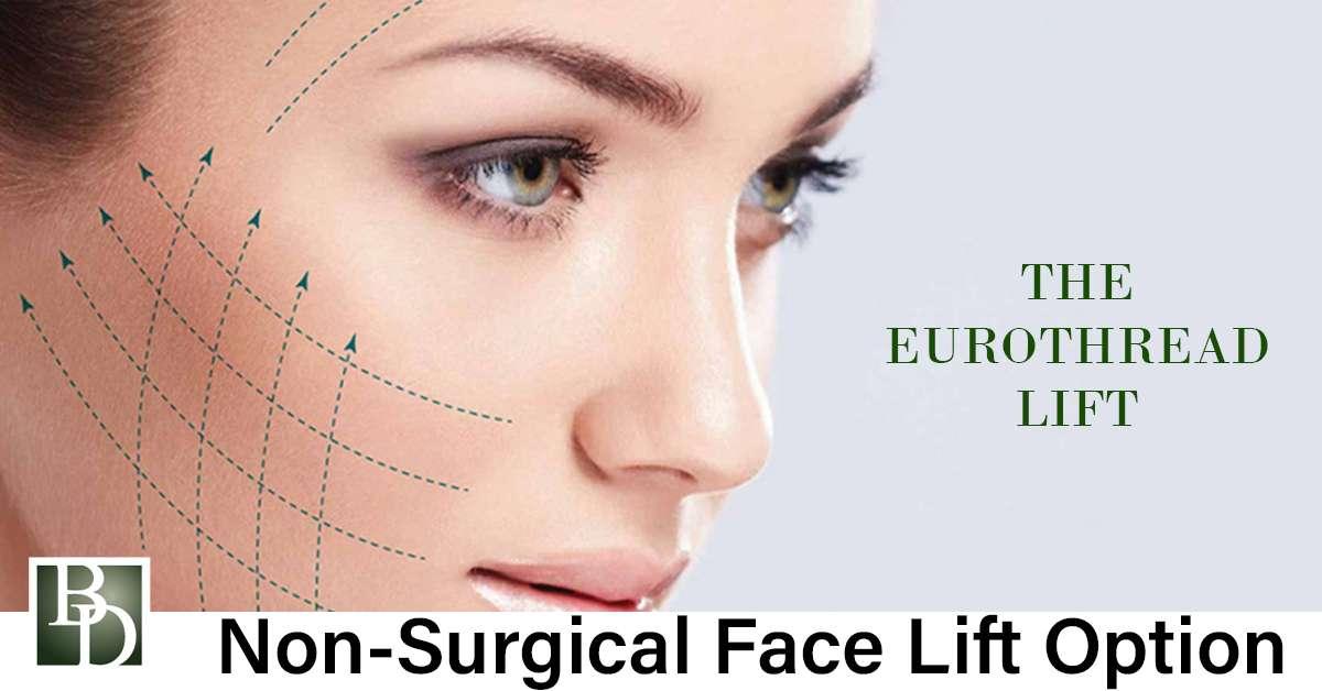 Eurothread face lift   Brandon Dermatology